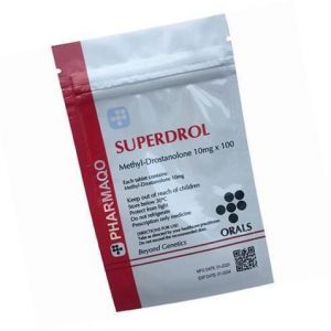Order SUPERDROL 10 by Para Pharma with Britain courier delivery